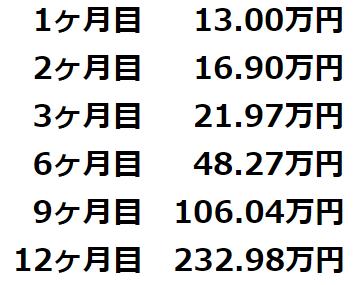 在宅電脳せどり・10万円資金利益率30%.PNG